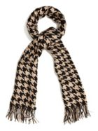 Phase Eight Madison Dogtooth Scarf