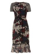 Phase Eight Maylin Embroidered Dress