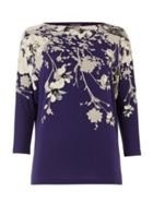Phase Eight Alexandria Print Top