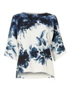 Phase Eight Winter Garden Floral Blouse