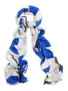 Phase Eight Dorothy Oversized Bold Floral Scarf