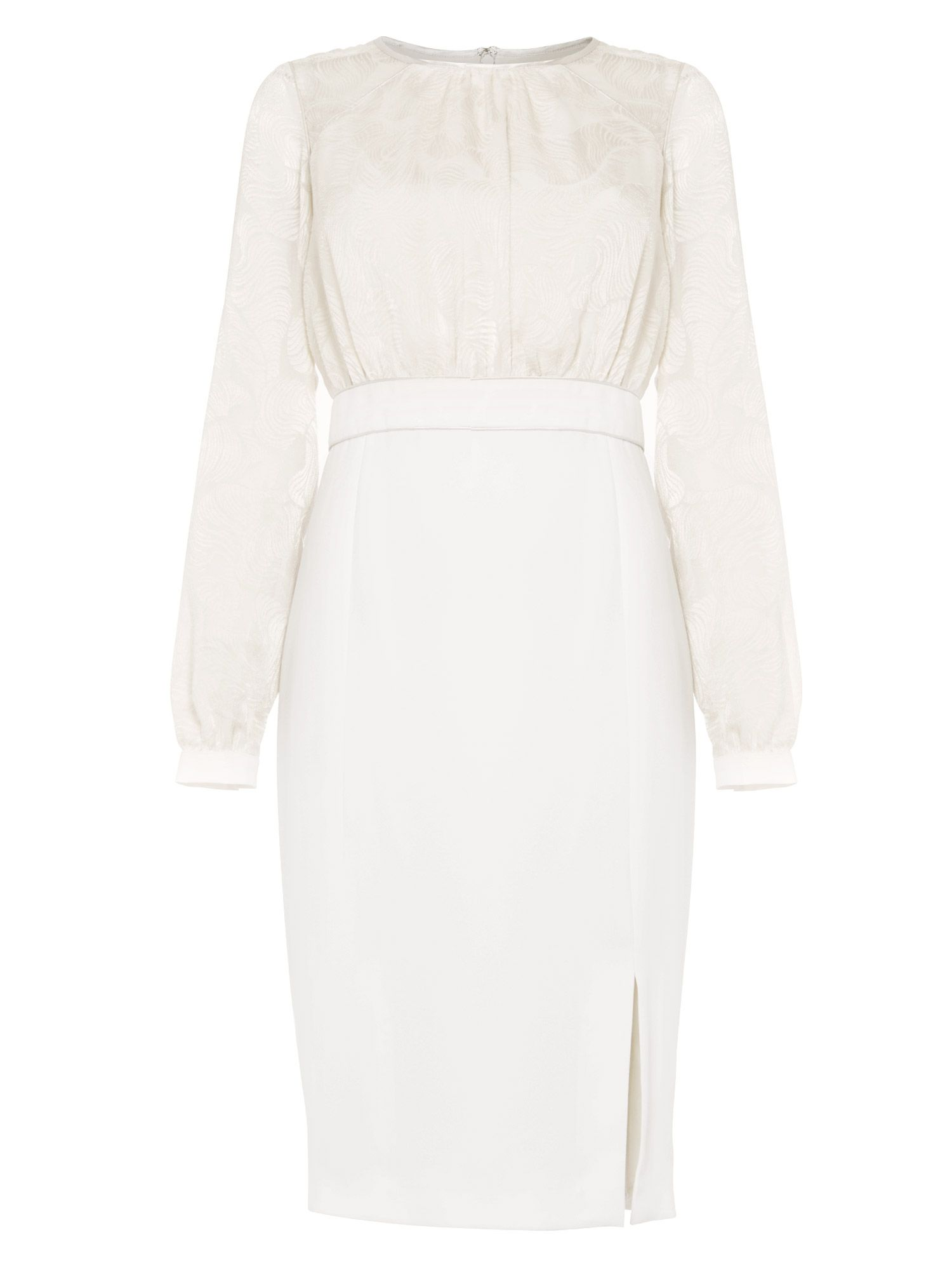 Victoria Dress With Sleeves by Phase Eight
