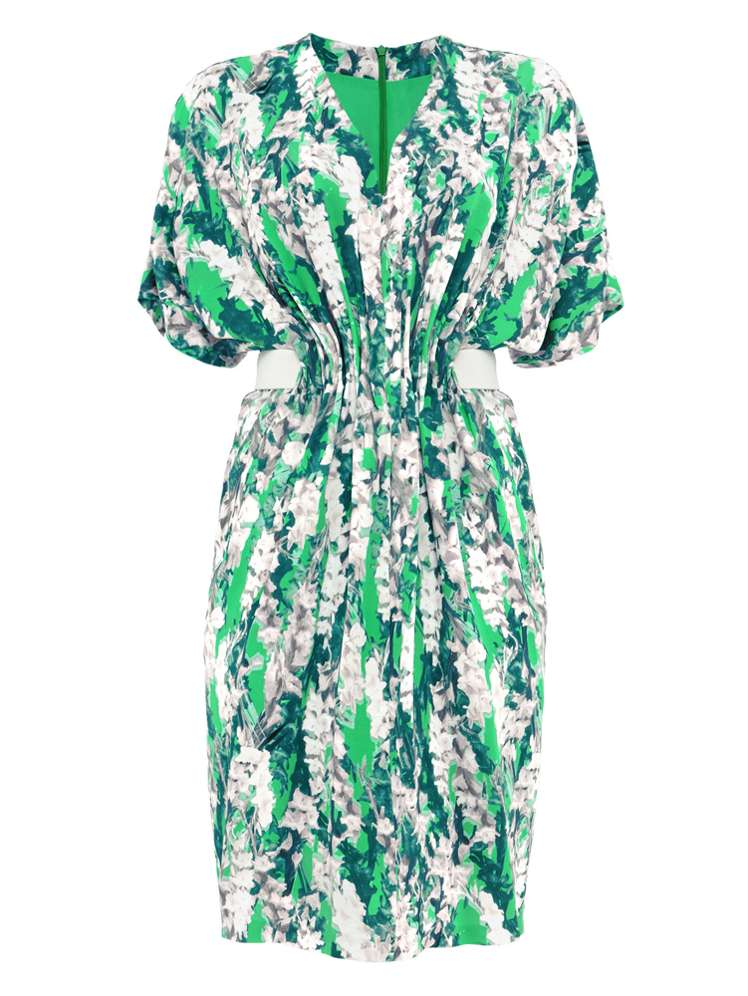 Phase Eight Georgia Floral Print Dress - House of Fraser
