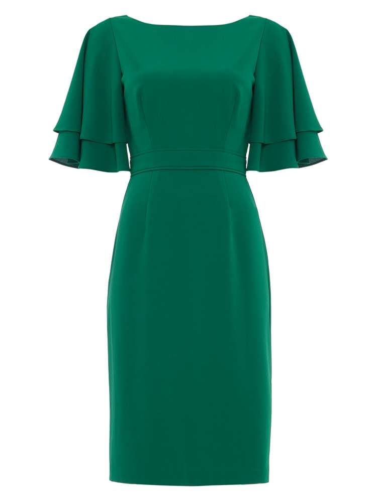 Phase Eight Daley Drape Dress - House of Fraser