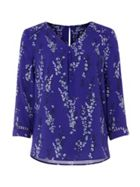 Phase Eight Lea Floral Blouse