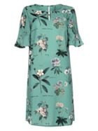 Phase Eight Chrissy Botanical Print Dress
