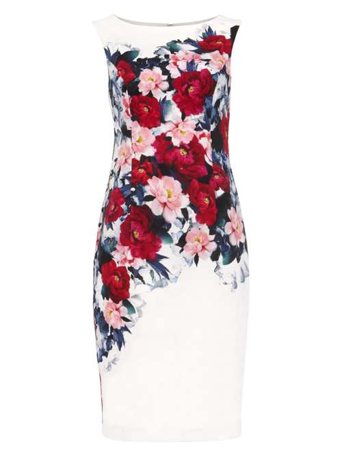Phase Eight Cassia Floral Printed Dress - House of Fraser 1d947fdad