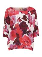 Phase Eight Alice Floral Print Knit