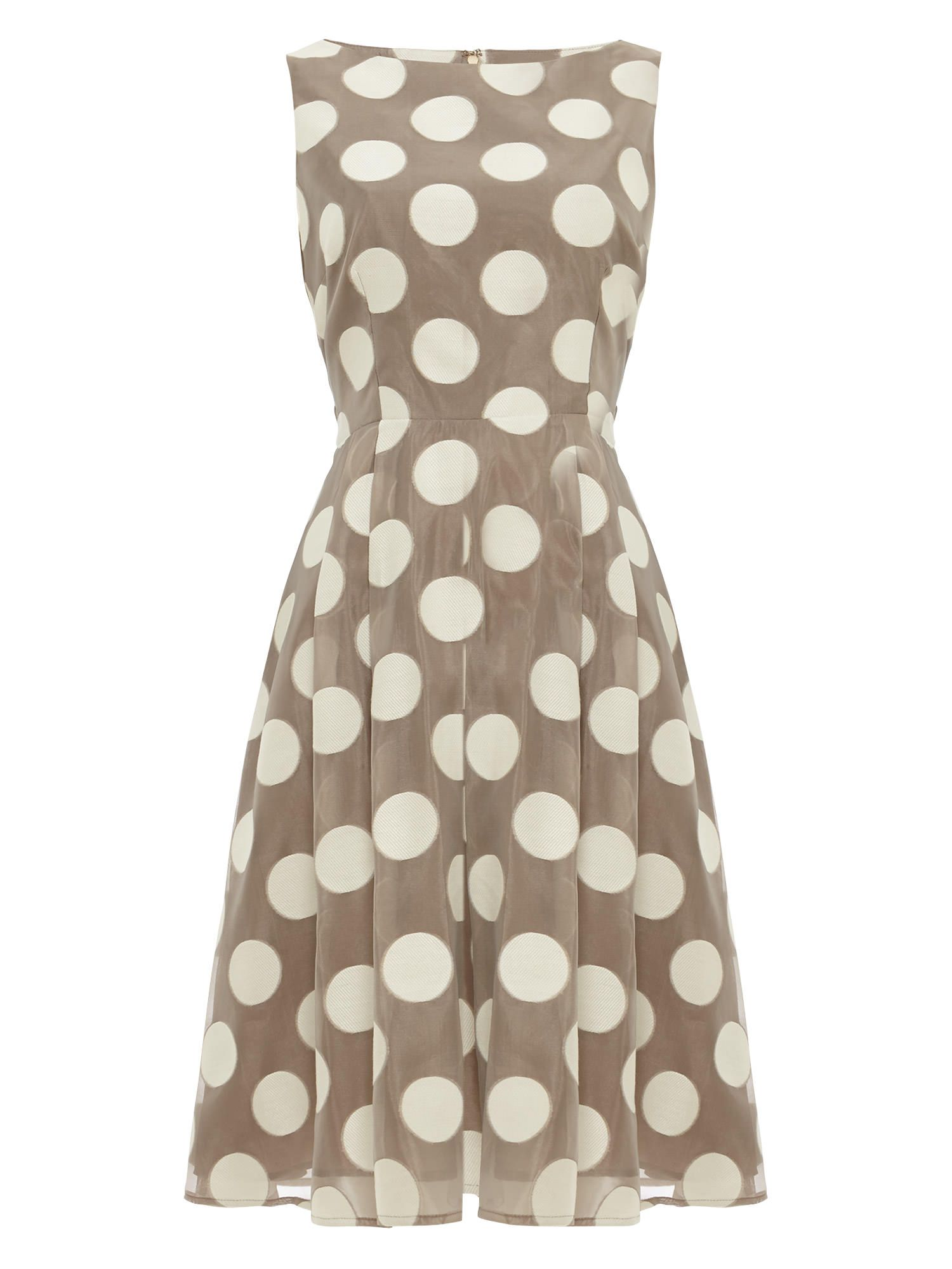 Hayley Spot Dress by Phase Eight