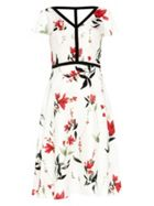 Phase Eight Caylana Poppy Floral Dress