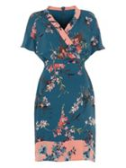 Phase Eight Dianah Floral Print Dress