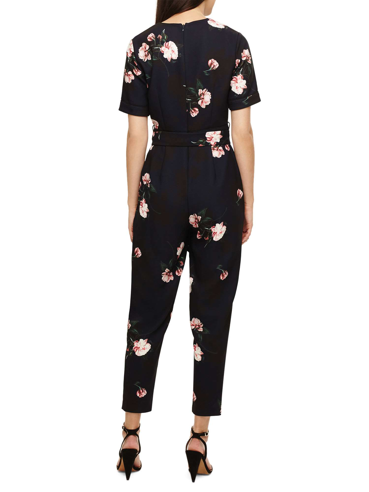 Jumpsuit Harriet Phase Harriet Jumpsuit Floral Eight Eight Phase Phase Floral Cdq1cyg