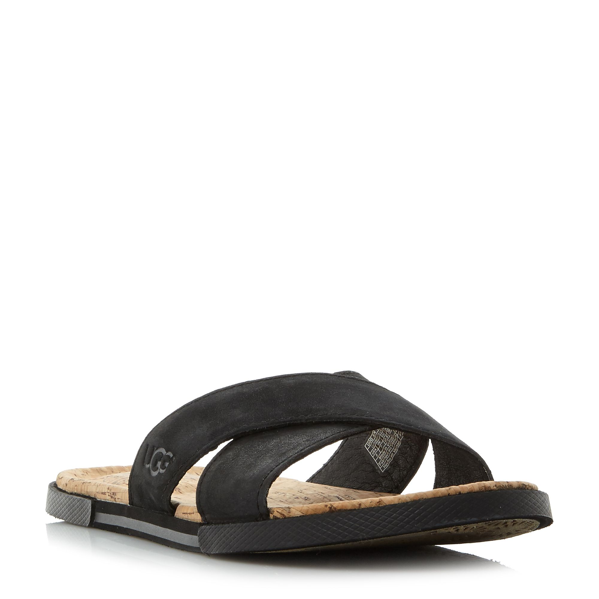 Black sandals house of fraser