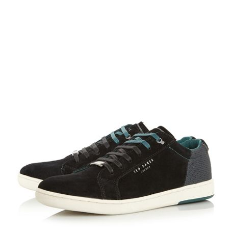 Ted BakerXiloto Suede Cupsole Trainers