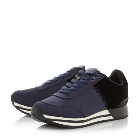 Calvin Klein Emile Two Tone Runner Trainers