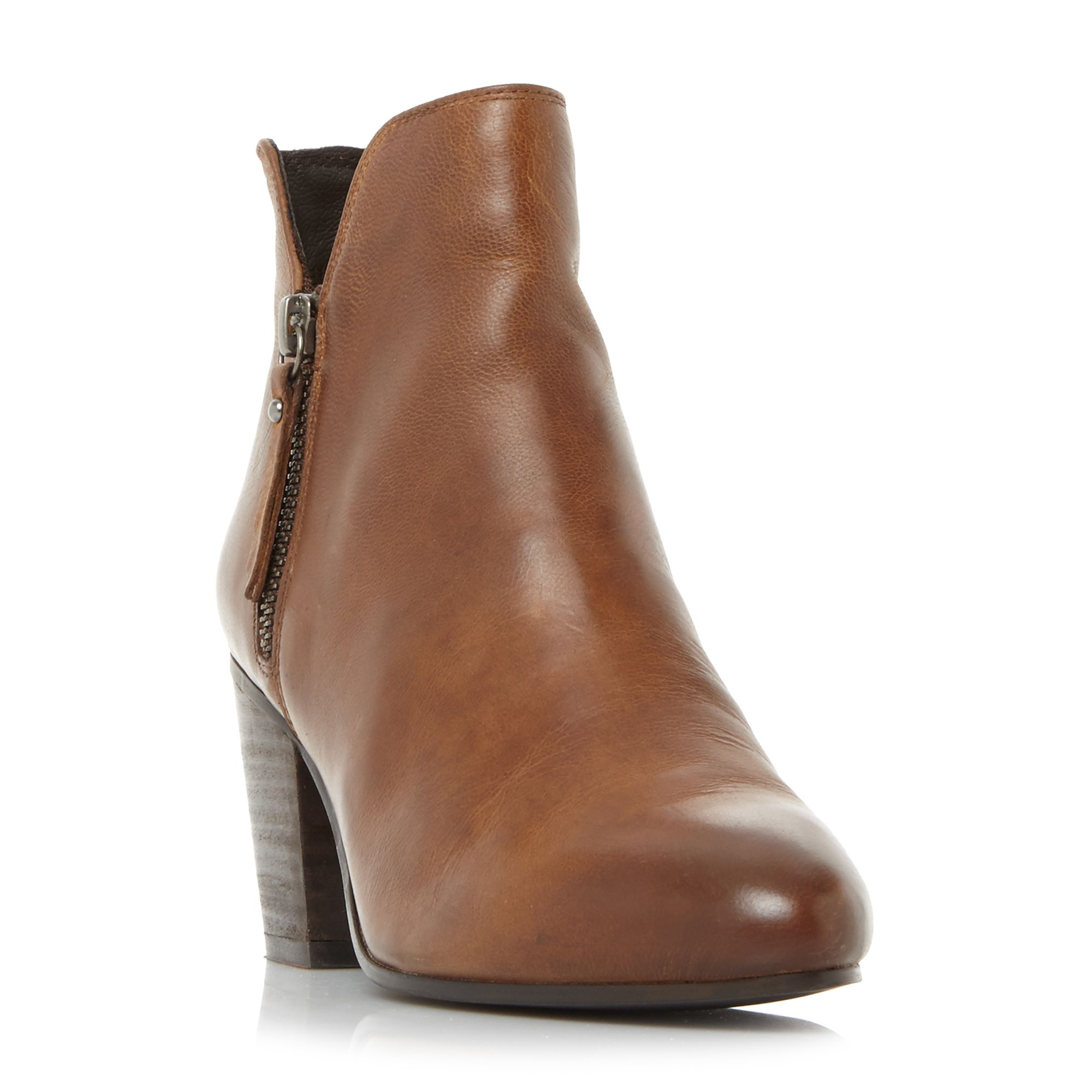 Steve Madden Winner SM Side Zip Ankle Boots ...