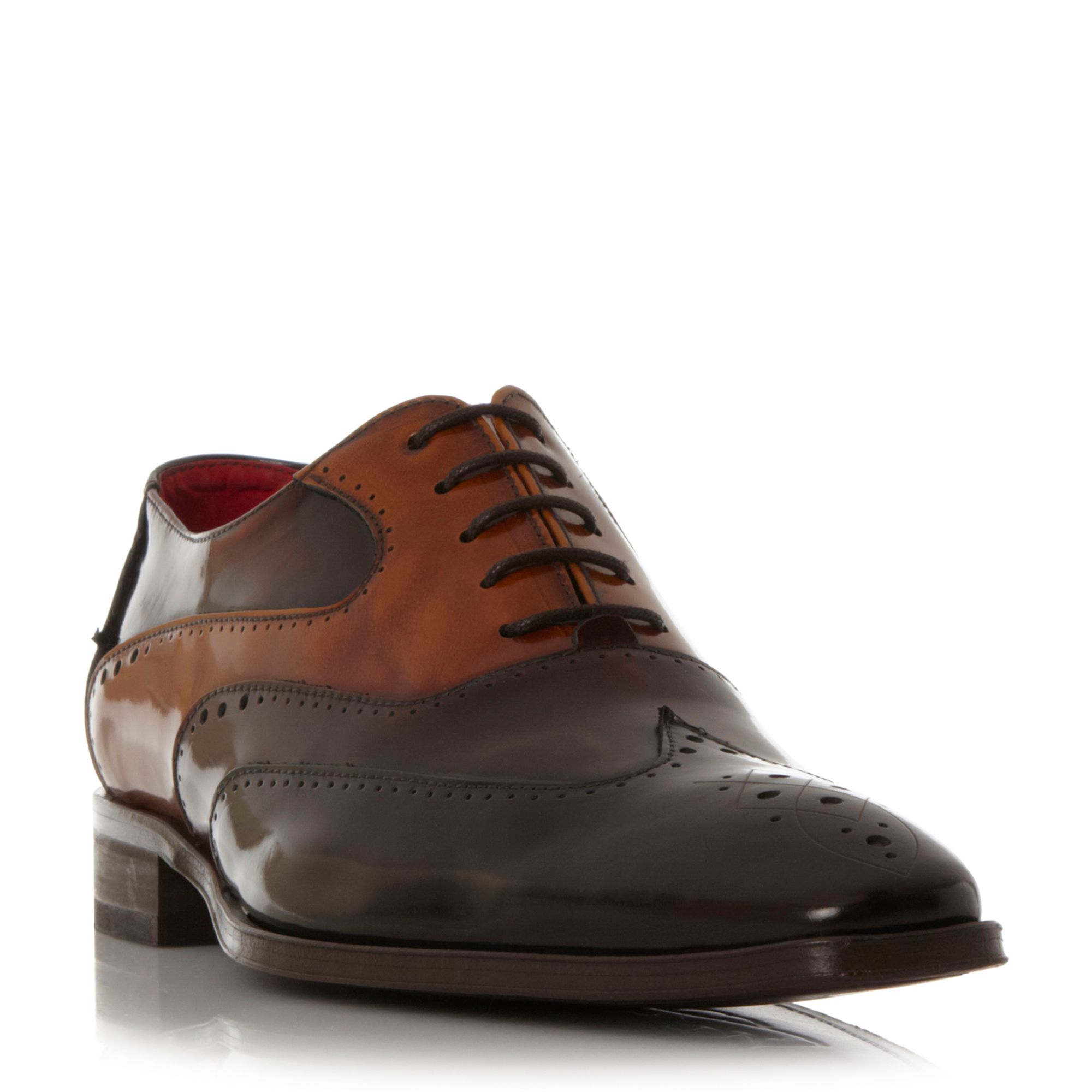 Jeffery West J720 Lace Up Oxford Shoes ...