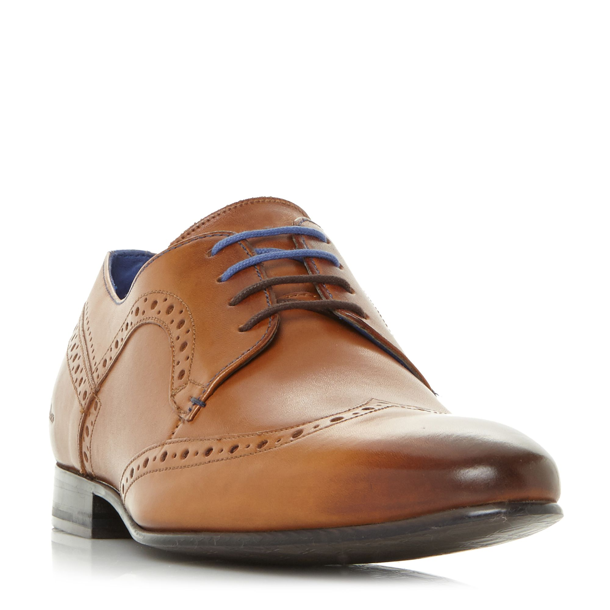 Ted Baker Ollivur Smart Two Tone Lace Up Shoes ...