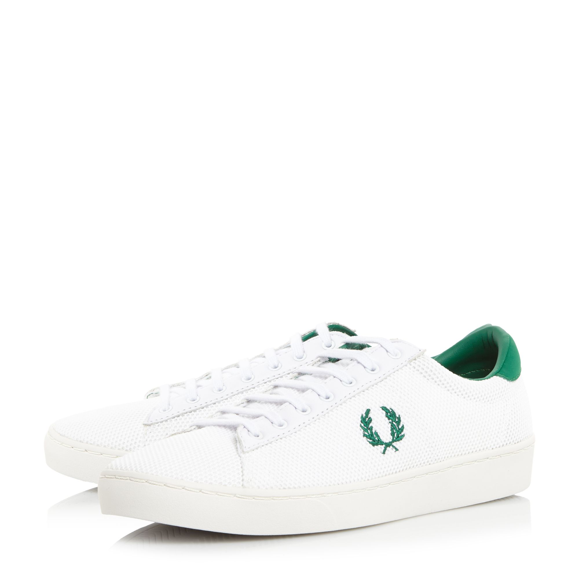 Fred Perry Spencer Mesh Sneakers