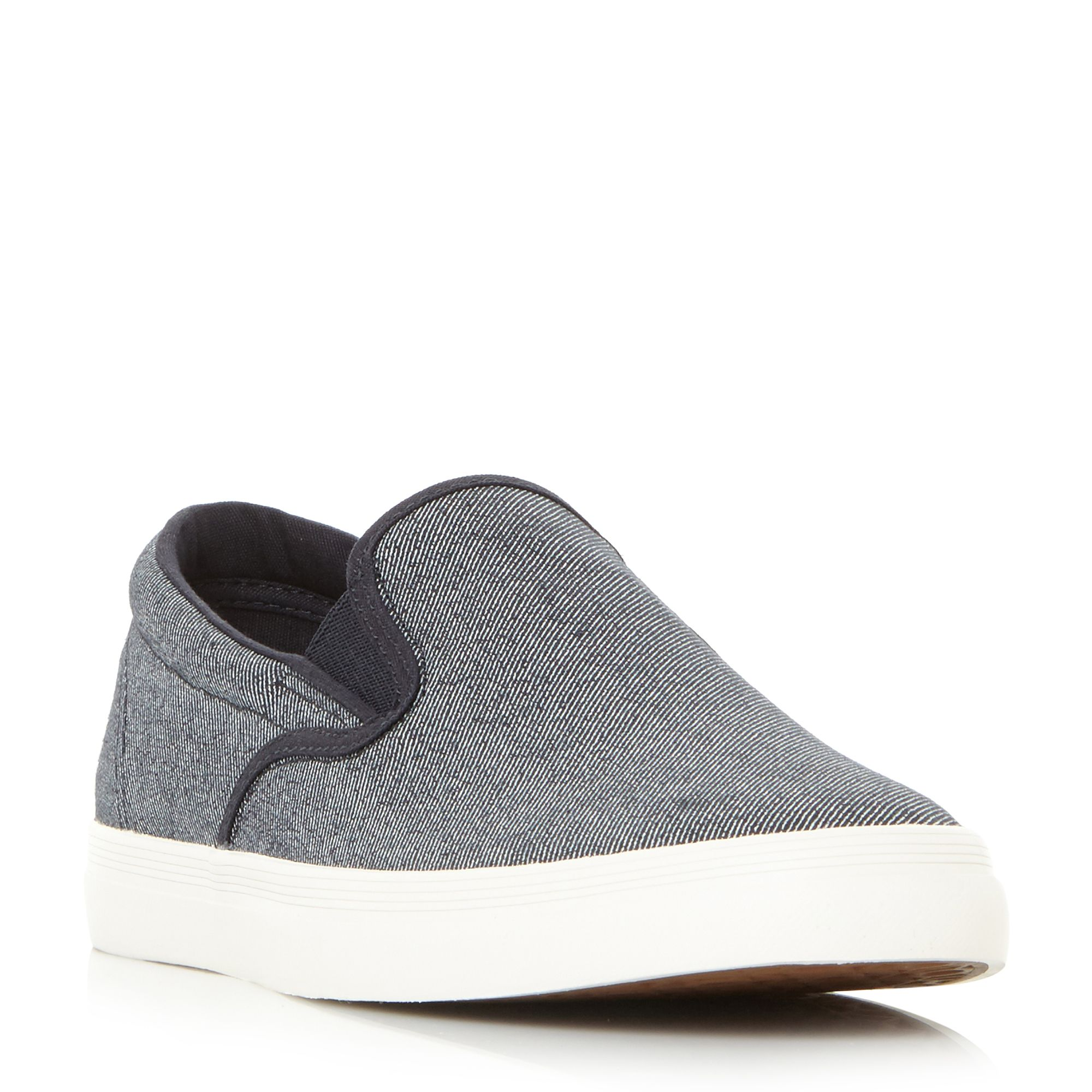 Underspin Chambrey Slip On Trainers by Fred Perry