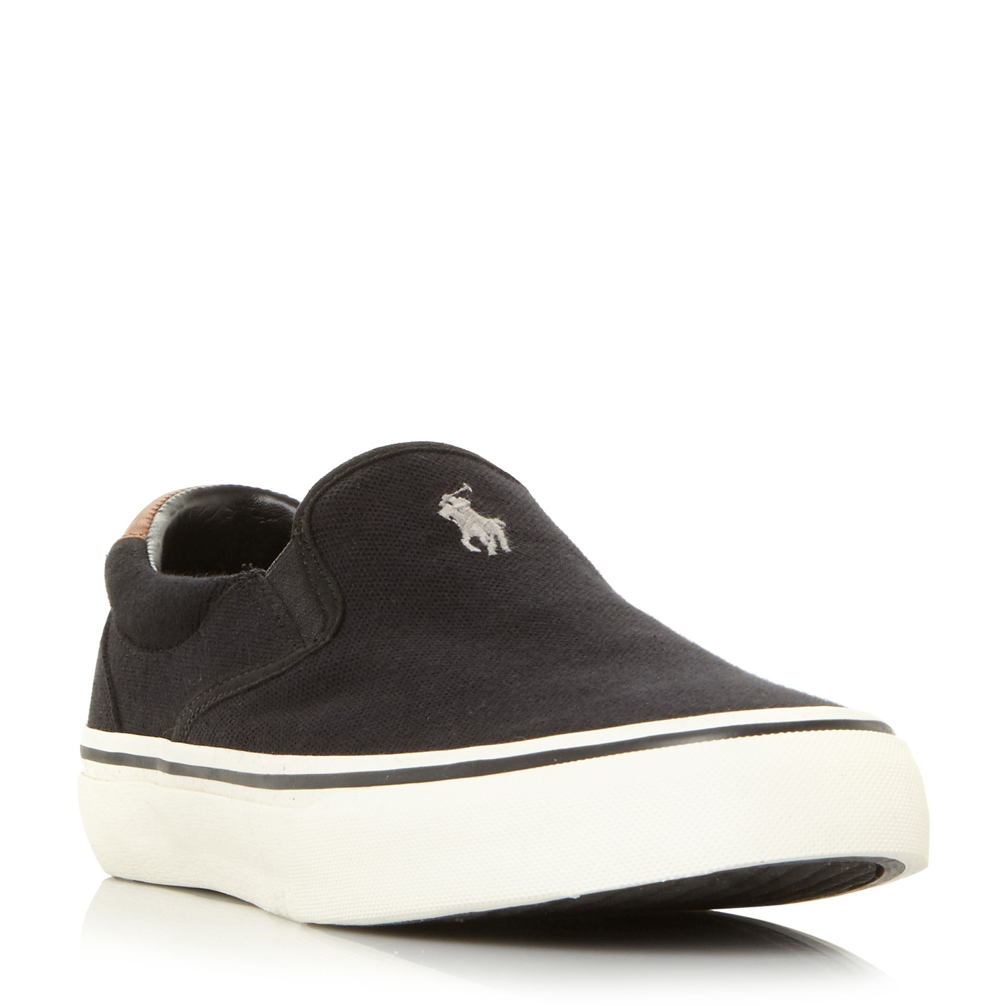 Thompson Ii Vulcanised Trainers by Polo Ralph Lauren