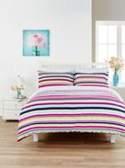 Soho Stripe Duvet Cover Set