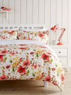 Christy Poppy Double Duvet Set