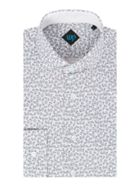 Men's WP Osterly micro paisley print shirt