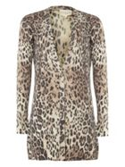 Damsel in a Dress Leopard Print Cardigan