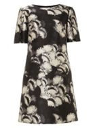 Damsel in a Dress Cuckoo Printed Tunic Dress