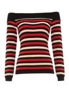 Damsel in a Dress Saskia Stripe Knitted Jumper