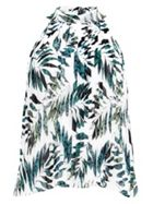 Damsel in a Dress Nadia Snake Palm Print