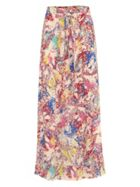 Damsel in a Dress Audrina Print Maxi Skirt