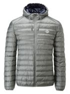 Men's Henri Lloyd Explorer Lightweight Hooded Down Jacket