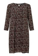 James Lakeland Polka Dot Print Dress