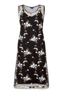 James Lakeland Embroidered Midi Dress