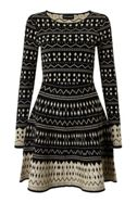 James Lakeland Patterened Knit Dress
