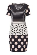 James Lakeland Pocket Print Dress