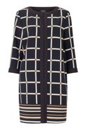 James Lakeland Printed Occasion Coat