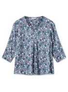 Dancing Thistle Blouse