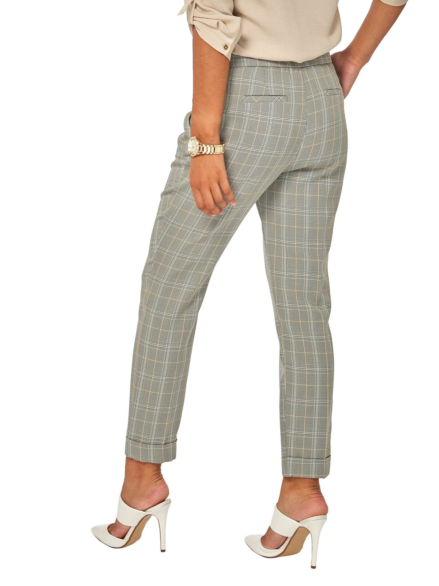 Check Dorothy Trouser Trouser Perkins Trouser Dorothy Check Tapered Perkins Check Tapered Dorothy Tapered Perkins A1FAZXqn
