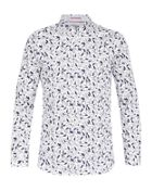 Men's Ted Baker Aqulina Floral Print Cotton Shirt