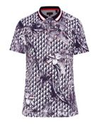 Men's Ted Baker Teaoff Ss Golf Floral Print
