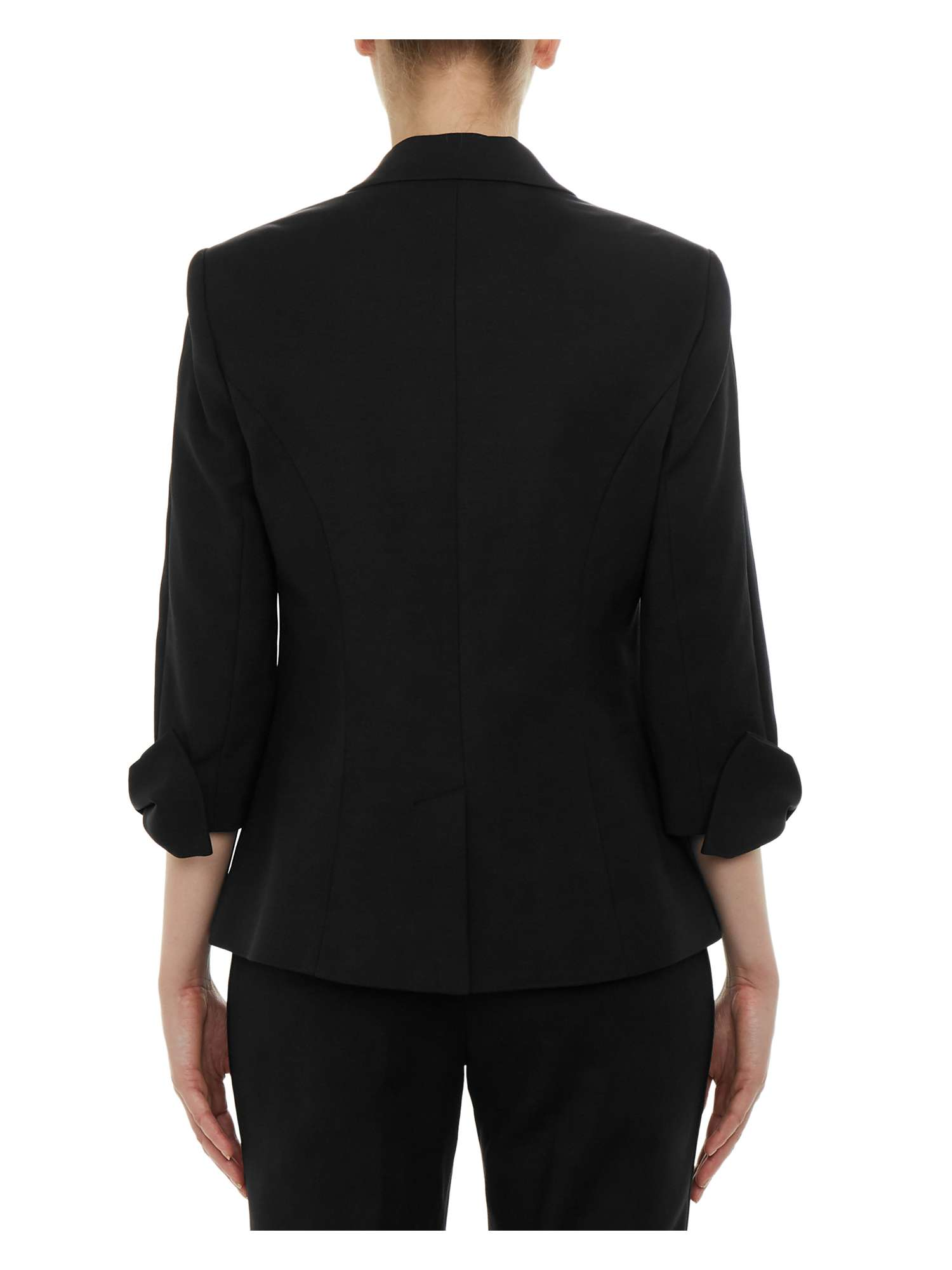 Cuff Toply Bow Tailored Baker Ted Jacket ZqtExwn5