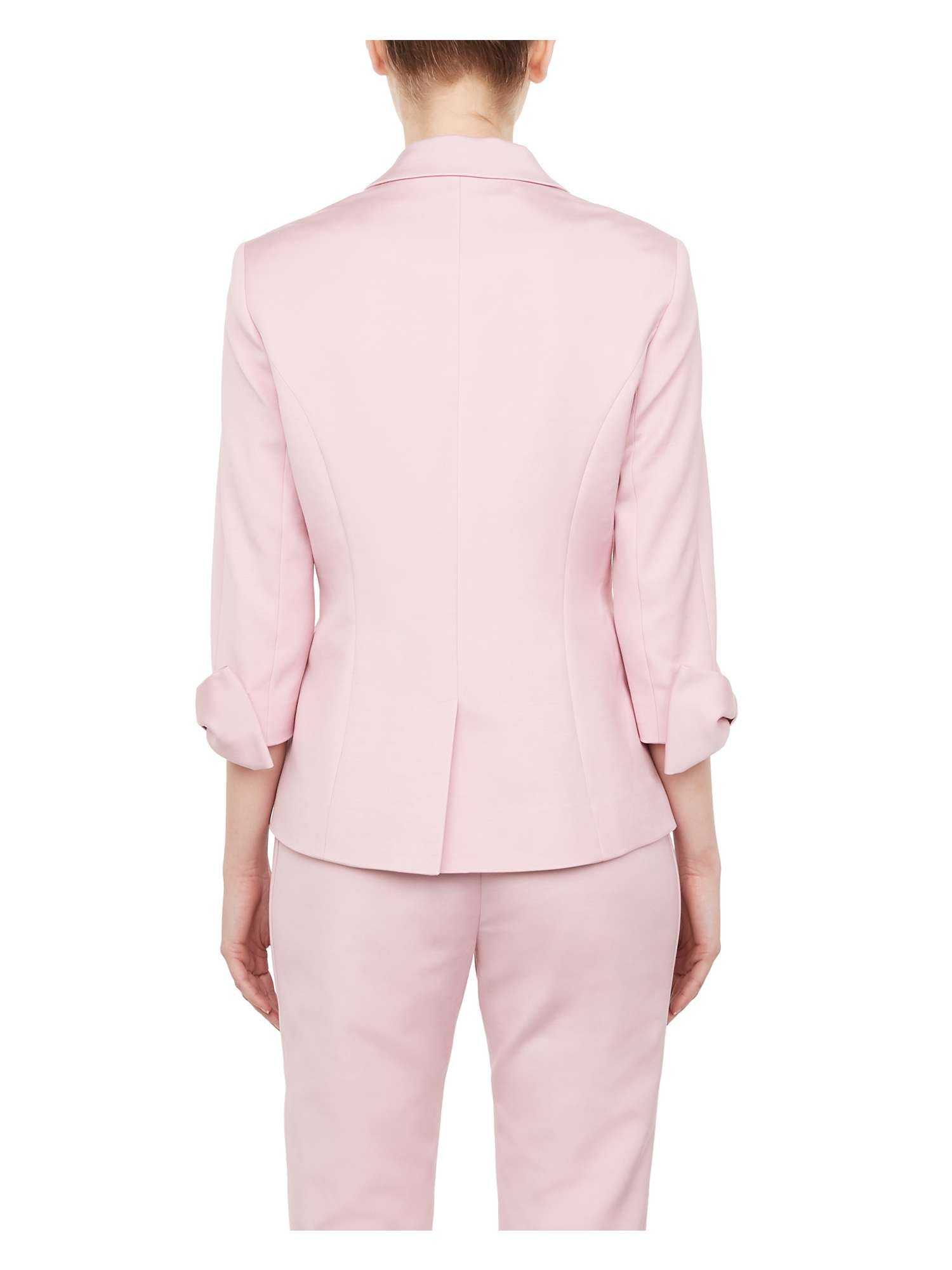 Jacket Bow Ted Toply Tailored Baker Cuff nSxwfXFq