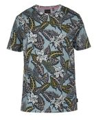 Men's Ted Baker Camoo Ss All Over Floral