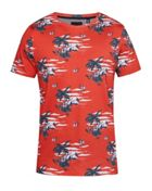 Men's Ted Baker Hawaie Ss Island Print T-Shirt