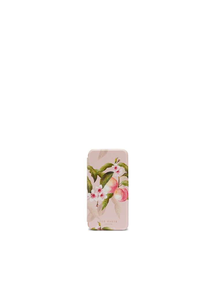 Peach Blossom Iphone X Book Case Ted Baker klsPpDhOMT