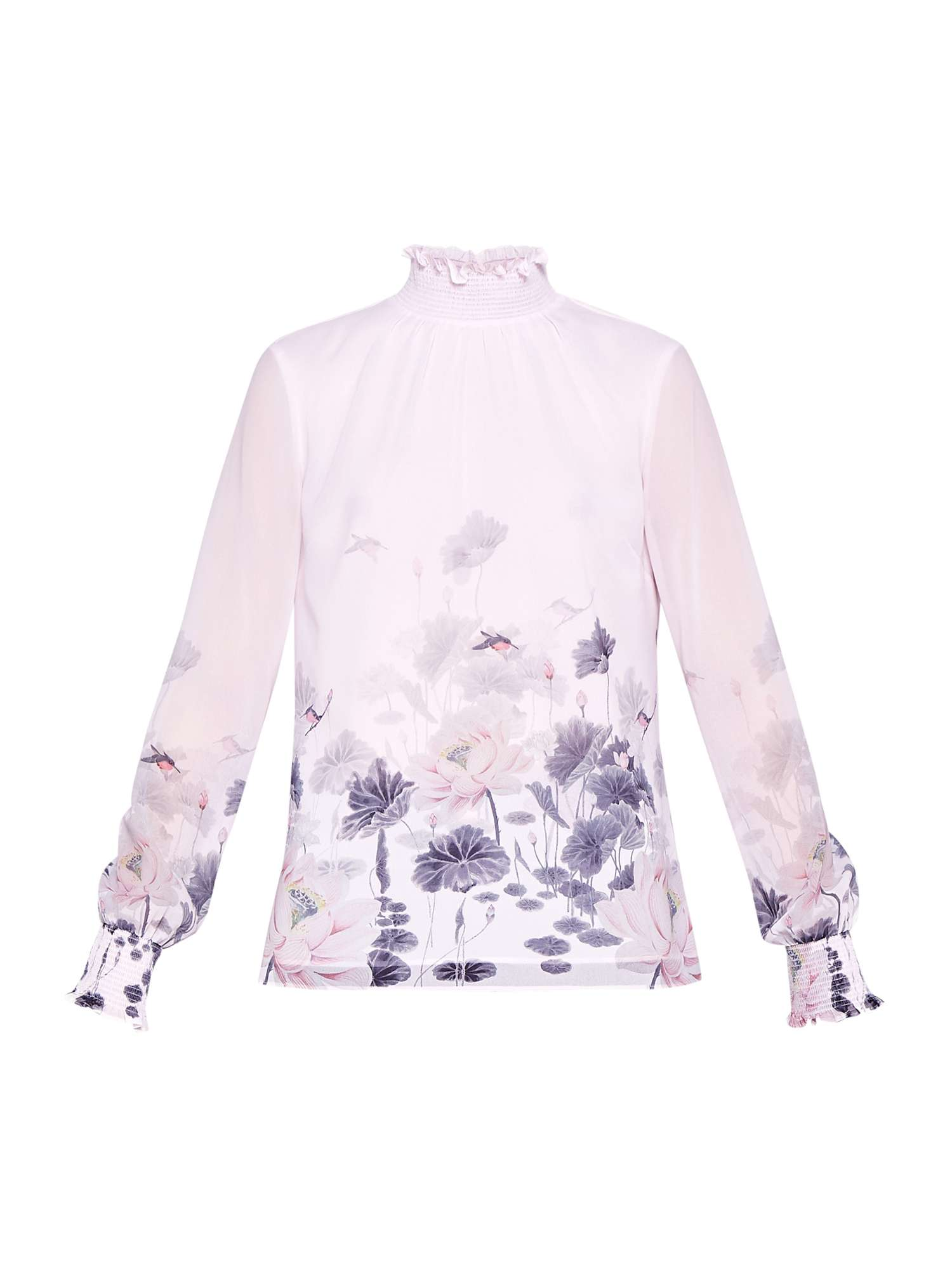 Sheared Lake Dreams Ambba Blouse Baker Of Ted fqxXw7ETE