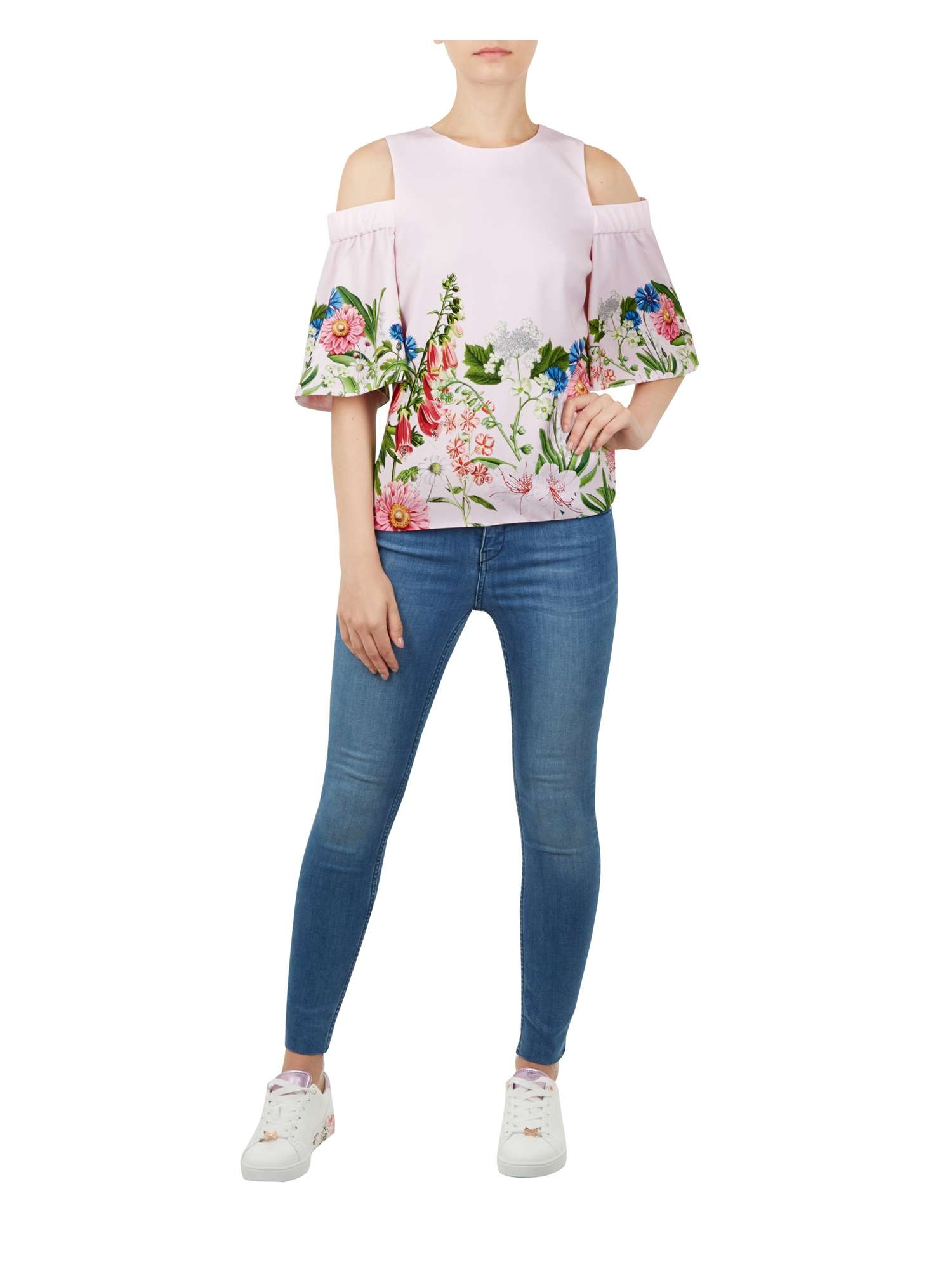 Top Ted Baker Beyaa Shoulder Florence Cold 6AXAqrw